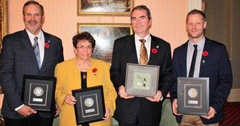 Alumni Recognition Awards 2018