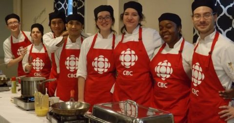 NBCC students cook for community